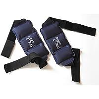 Kalt-Warm Gel-Pack mit Hülle - 350gr (11.3oz) - 26x13cm (10.2x5.1inches) - Hülle 55 bis 80cm (21 to 31 inches) preisvergleich bei billige-tabletten.eu