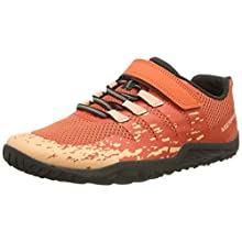 Merrell Kids' Trail Glove 5 A/C Fitness Shoes, Orange (Goldfish), 6 UK 38 EU