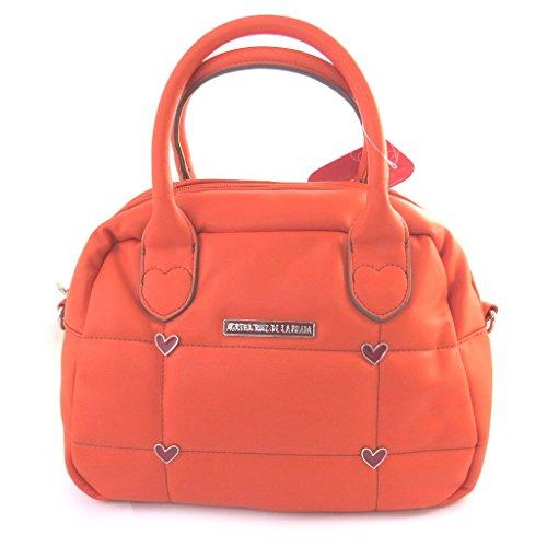 Agatha Ruiz de la Prada N0110 - Sac créateur orange