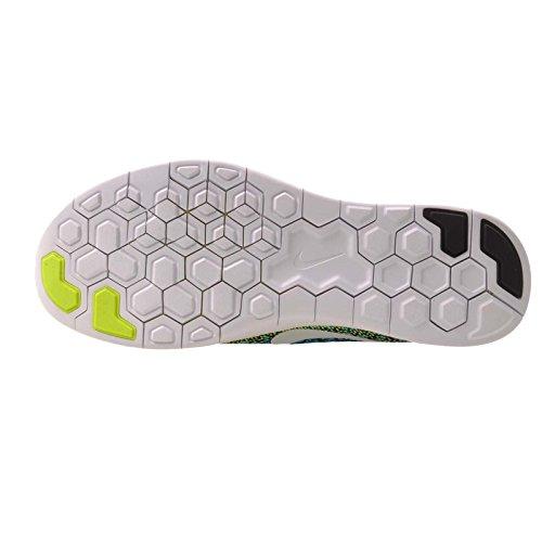 Nike Herren Laufschuhe Free RN Distance 827115-014 Schwarz