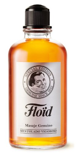 Floïd Masaje After Shave Loción Vigoroso Profesional - 400 ml
