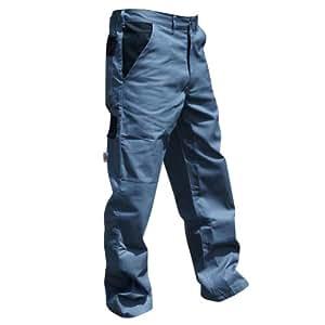Pantalon Taille 50Pantalon de travail Gris/noir Workwear Multi Fonction Pantalon