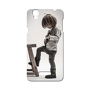 BLUEDIO Designer Printed Back case cover for Micromax Yu Yureka - G3581