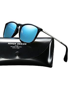 Gafas de Sol de Moda Polarizadas estilo Wayfarer Clubmaster - Outlet Sunglasses - Marca Retro