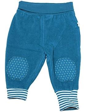 Baby Kinder Hose Nickyhose Bio-Baumwolle 8 Farben Wählbar GOTS Nicki Strampelhose Jungen Mädchen Gr. 50/56 bis...