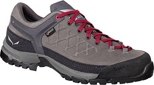 Salewa Trektail GTX - Chaussures - gris/noir Pointures UK 9,5 | EU 44 2017