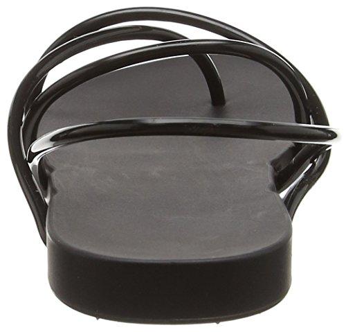 Ipanema Philippe Starck Thon G Fem Damen Zehentrenner Schwarz (black/black 8477)