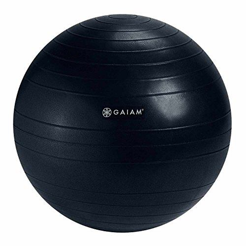 gaiam-balance-ball-chair-replacement-ball-glossy-black-52cm