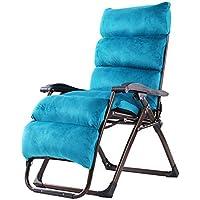 Zhedieyi Chaise chaise inclinable pause déjeuner chaise bureau sieste chaise  chaise paresseuse chaise de plage maison 8d961ea6e288