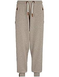NAKETANO Die Fickendales Hose für Damen Grau