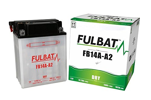Polaris Sportsman 570 Forest, Forest EPS, 2014, FB14A-A2 DIN51492 DRY Fulbat Batterie m. Säurepack