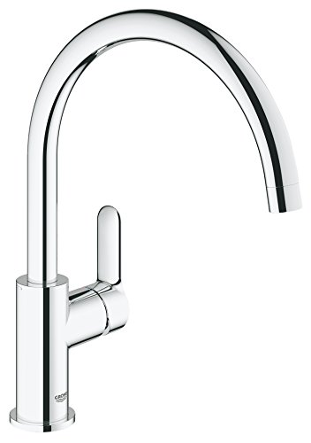 GROHE - 31369000 - Mitigeur Évier Start Edge - Chromé...