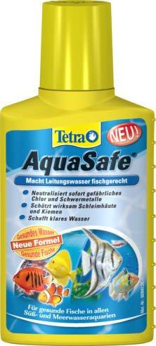 Mühlan Tetra Aquasafe Wasseraufbereiter für Aquarien