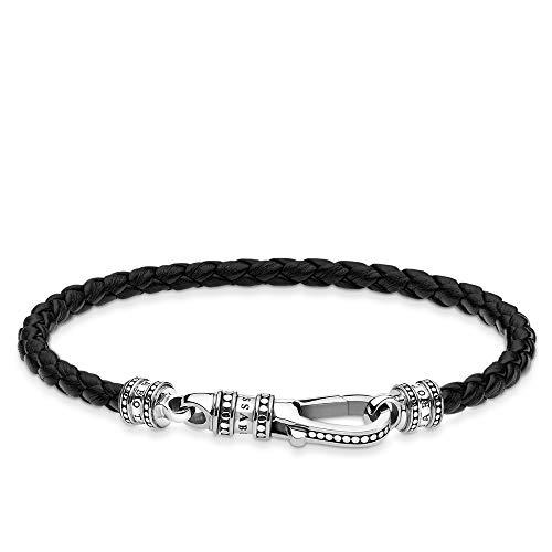 THOMAS SABO Herren-Statement-Armbänder 925_Sterling_Silber A1931-682-11-L17 (Armband Silber Herren Sterling)