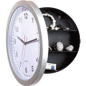 Horloge Murale Coffre Fort