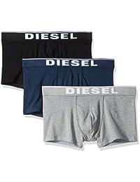 Diesel UMBX-DAMIENTHREEPACK, Slip Uomo, Pacco da 3