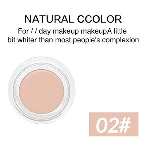 Colinsa Concealer Creme Camouflage Cream Poren Beruhigende Abdeckung Creme Covering Creme Mit Dark Eye Circles Sommersprossen Akne...