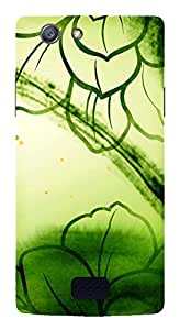 TrilMil Printed Designer Mobile Case Back Cover For Oppo Neo 5