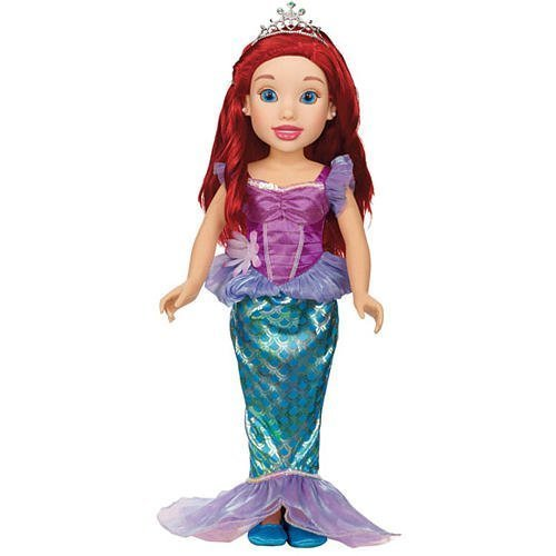18 inch Doll Set- Ariel by Jakks Pacific ()