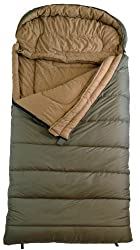 TETON Sports Celsius Regular -18 Degree C / 0 Degree F Flannel Lined Sleeping Bag (80