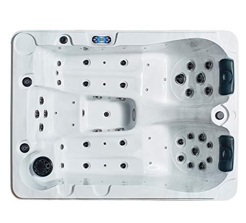 Haisland M-3371 Balboa Control Whirlpool Spa Whirlpool-Badewanne, 1,8 m -