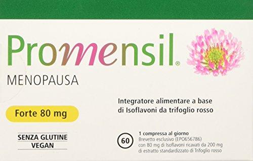 Named Promensil Forte Integratore Alimentare per la Menopausa - 60 Compresse