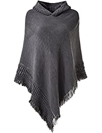 Amazon It Poncho E Mantelle Da Donna