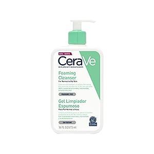 L'Oreal Cerave Espuma detergente Facial – 473 ml.