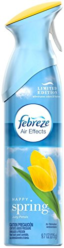 Febreze Air Effects Happy Spring Air Freshener (1 Count, 9. 7 oz)
