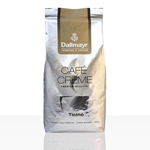 Dallmayr Cafe Creme Ticino 8 x 1kg ganze Bohne