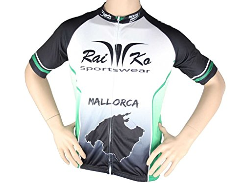 Raiko Sportswear-Maillot Manga Corta Mallorca