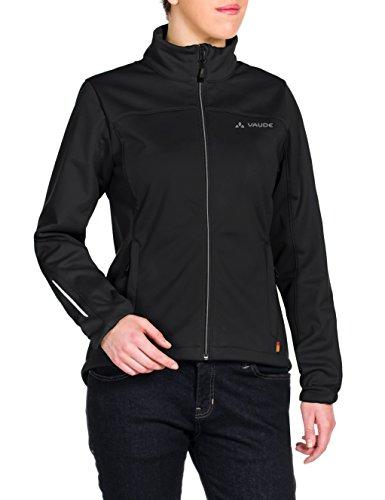 VAUDE Damen Jacke Wintry Jacket III, schwarz (Black), 40, 06160