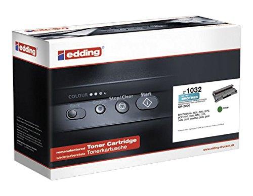 Preisvergleich Produktbild edding Toner EDD-1032 ersetzt Brother DR-2000 - Trommeleinheit -  12.000 Seiten