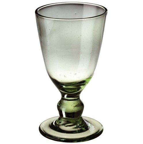 Original Thüringer Waldglas Weinglas Kelch 14cm 0,2l Geschenkset 2 Stück im Geschenkkarton
