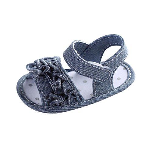 Xinantime , {Chaussures premiers pas pour bébé (garçon) rouge Red 6~12 Month gris