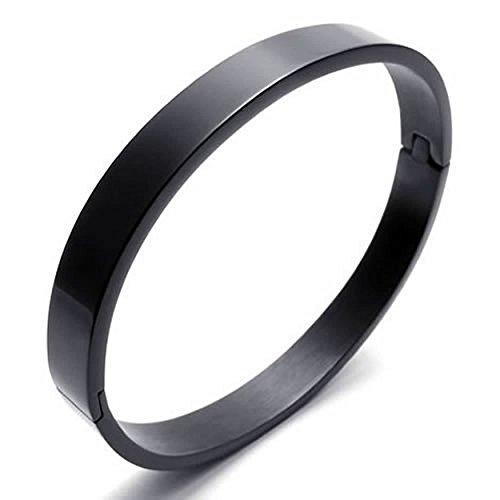 anazoz-homme-bracelet-en-acier-inoxydable-noir-chaine-poli-par-bracelet