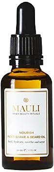 MAULI Huile Post Rasage Hydratante, 30ml