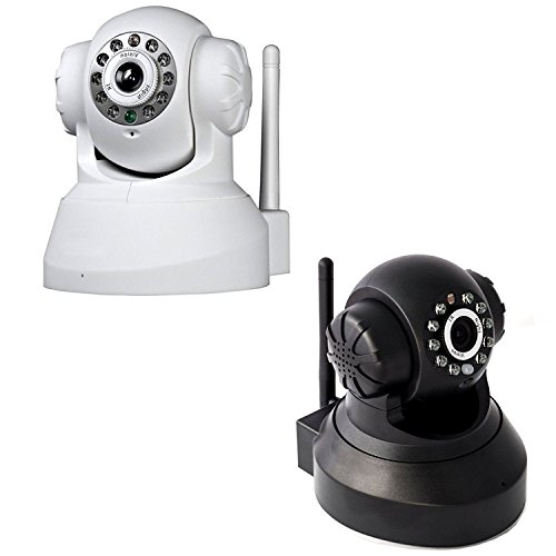 IP CAMARA P2P WIFI MOTORIZADA VISION NOCTURNA VIDEO VIGILANCIA CAMERA WIRELESS CARTEL...