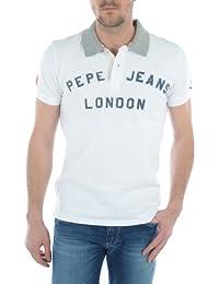 Pepe Jeans - Polo - White - Blanc