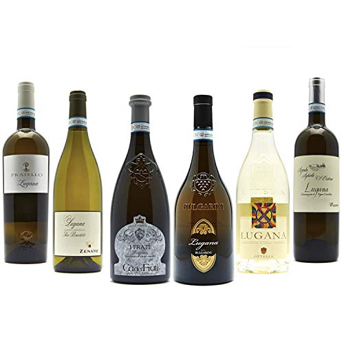 Probierpaket Lugana - Der beliebte Wein vom Gardasee (6 x 0,75l)