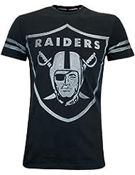 Raiders - Camiseta para hombre NFL