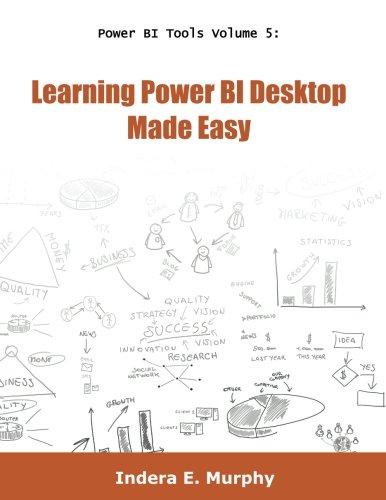 Power BI Tools Volume 5: Learning Power BI Desktop Made Easy