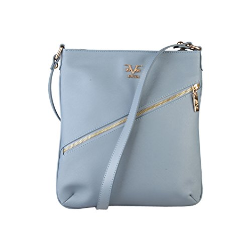 V 1969 - Sac porté épaule pour femme (5VXW84658_BIANCO-STAMPATO) - Blanc Blanc
