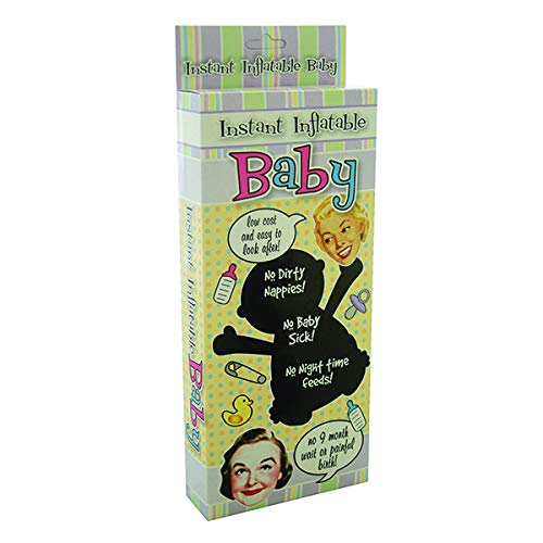 Diabolical gifts DP0759 Bebé Inflable instantáneo