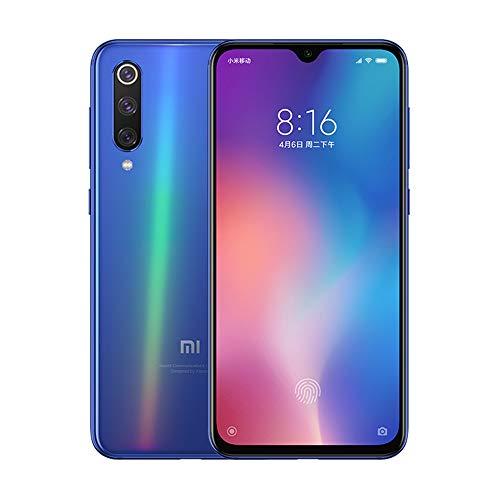 Edwaybuy Xiaomi Mi 9 SE Smartphones 5.97'' Pantalla, 6GB de RAM + 128GB de ROM, Snapdragon 712 Procesador Octa-Core Teléfonos Móviles (Azul)
