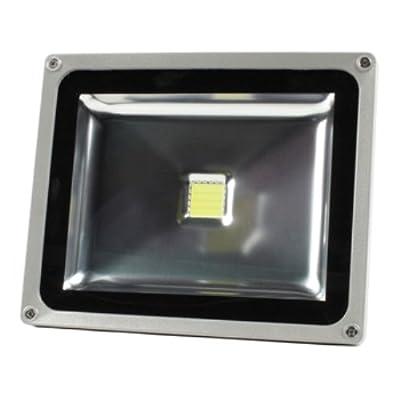 HQ Lamp LP04HQ Aussenstrahler mit 30 Watt Led-Power-Multichip-Modul von NEDIS GmbH - Lampenhans.de