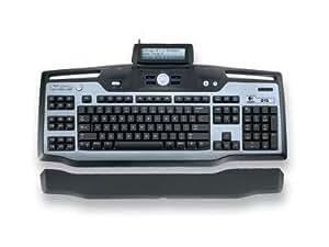 Logitech G15 Gaming Keyboard Azerty Clavier Jeux