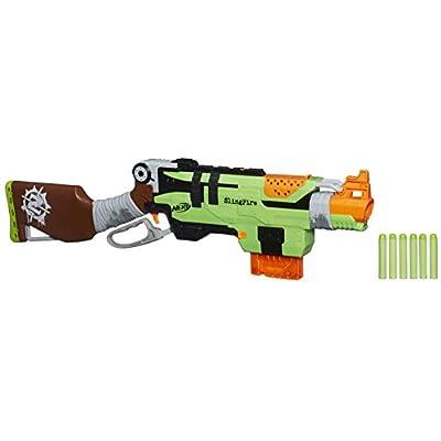 Hasbro Nerf Zombie Strike Slingfire Blaster