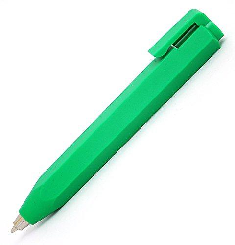Worther 13533KS penna a sfera con clip-verde