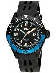 Breil Milano BW0402 - Reloj de mujer de cuarzo, correa de piel color negro